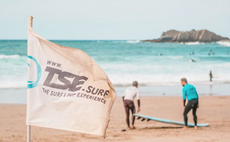 Surfen an der Algarve TSE The Surf Experience