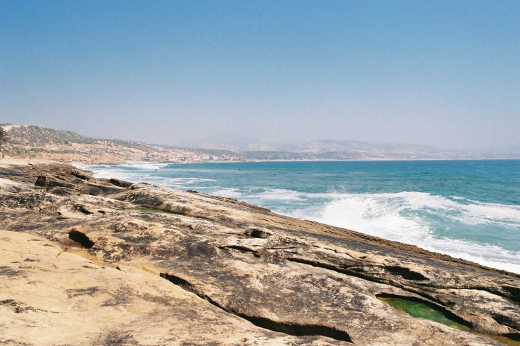 Surfen in Taghazout: Anchor Point
