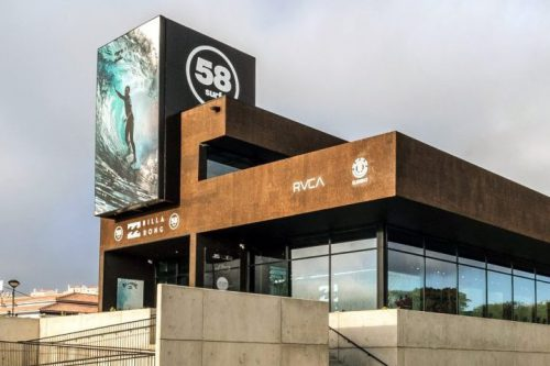 Surfen in Ericeira: Der Surfshop 58