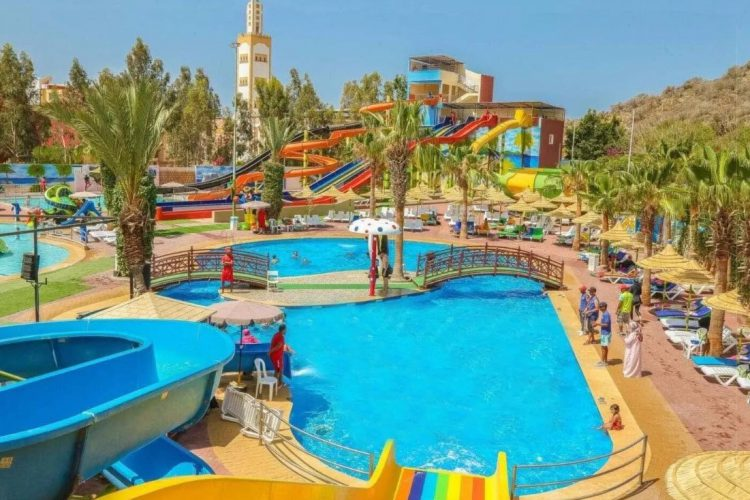 Surfen in Taghazout: Der Camping Atlantica Park