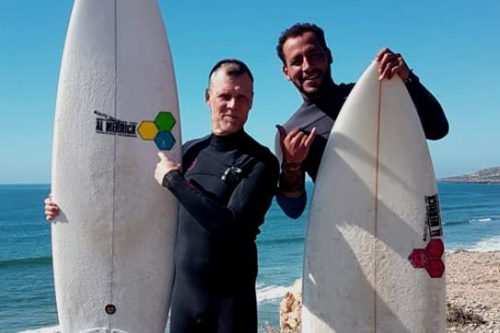 Surfen in Taghazout: Das Boilers Surf House