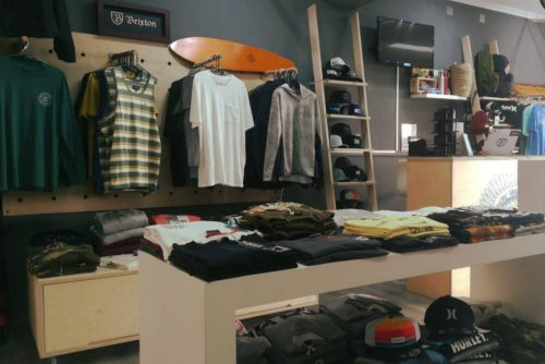 Surfen in Nazaré: Der Canyon Surf Shop